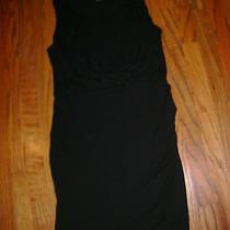 Beautiful Woman's Black Dress by Mossimo Size Medium Photo