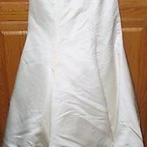 Beautiful Zac Posen Wedding Dress Size 12 Davids Bridal Photo