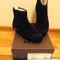 Beautyful Bally Suede Shoes Photo