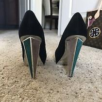Bebe 5 Platform Heels Size 9 Photo