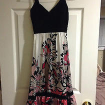 Bebe Beautiful Dress Size Small Photo