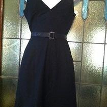Bebe Black Dress Size 0 Photo