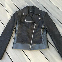 Bebe Blazer Jacket Size 2 Photo