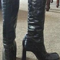 Bebe Boots Rare Photo