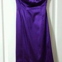 Bebe Cocktail Evening Dress - Medium Photo