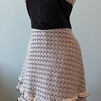 Bebe Cute Black/white Dress Xs Photo