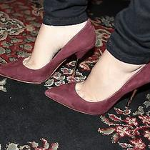 Bebe Dara Single Sole Pumps Size 5 Photo