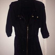 Bebe Drawstring Jacket - Cute Photo