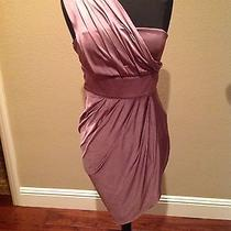 Bebe Dress Size Large Photo