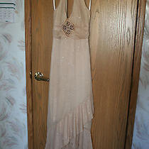 Bebe Dress Size Medium Coacktail Formal Prom Photo