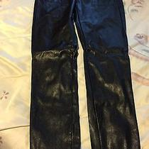 Bebe Faux Leather Pants  Photo