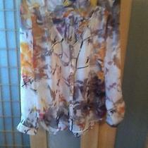 Bebe Floral Blouse - Medium Photo