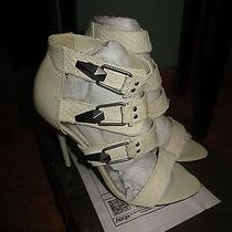 Bebe Gladiator Heels - New W/ Box Photo