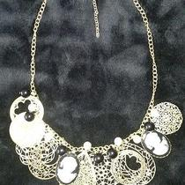 Bebe Golden Necklace Photo