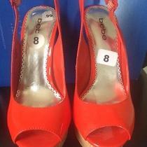 Bebe Heels Size 8 Photo
