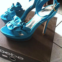 Bebe Heels Size 8 New Photo