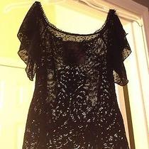 Bebe Lace Top Photo