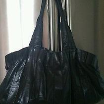 Bebe Leather Handbag Photo