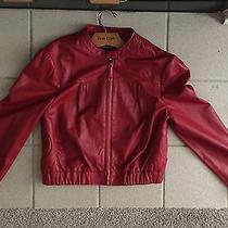 Bebe Leather Jacket Photo