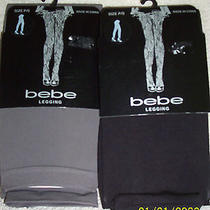 Bebe Leggings - 2 Pair Photo