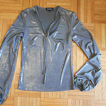 Bebe Liquid Luxury Top Blouse Size S Photo