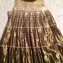 Bebe Metallic Dress -Xxs Photo