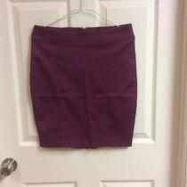 Bebe Purple Skirt M  Photo