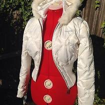 Bebe Rabbit Fur Jacket Photo