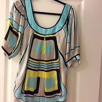 Bebe Retro Print Dress Photo