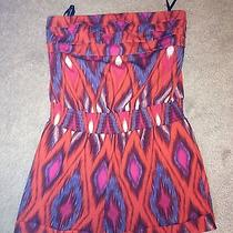 Bebe Romper Size Large Nwt Photo