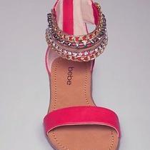 Bebe Sandal Size 7 Photo