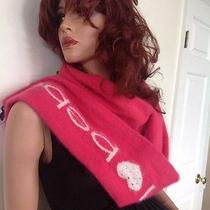 Bebe Scarf Gloves Set Logoswarovski  Pink Photo