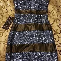 Bebe Sequin Dress Photo