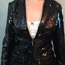 Bebe Sequin Jacket Photo