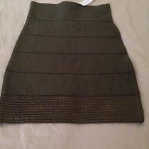Bebe Sequin Skirt Photo