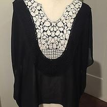 Bebe Size Small See Through Blouse Photo