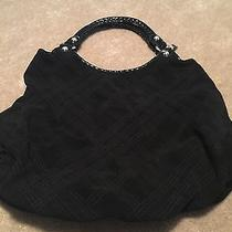 Bebe Suede Hobo Handbag Photo