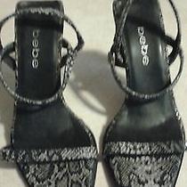 Bebe Summer Shoes Photo