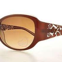 Bebe Sunglasses Bb7058 234 Topaz 57mm Photo