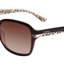 Bebe Sunglasses Bb7075 210 Topaz 58mm Photo