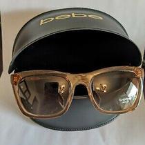 Bebe Sunglasses Women New With Case Photo