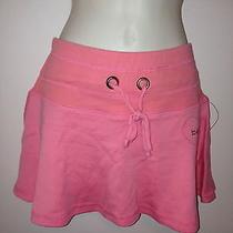 Bebe Waist Tie Mini Skirt S New Photo