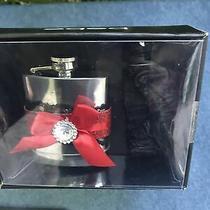 Bebe Wedding Garter Belt Flask Photo