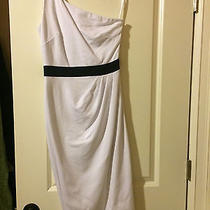 Bebe White Dress. Size S Photo