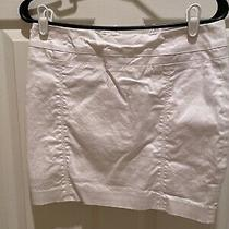 Bebe White Skirt Size 2 Photo