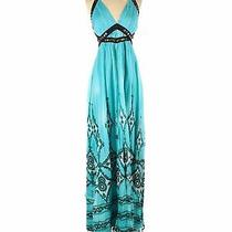 Bebe Women Blue Casual Dress S Photo