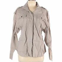 Bebe Women Brown Jacket L Photo