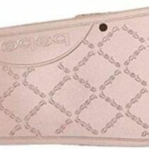 Bebe Women's Fraida Slide Sandal Rose Gold Size 9.0 Photo