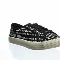 Bebe Womens Daylin Black Fashion Sneaker Size 7 (1216551) Photo