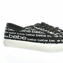 Bebe Womens Daylin Black Fashion Sneaker Size 8 (1280448) Photo